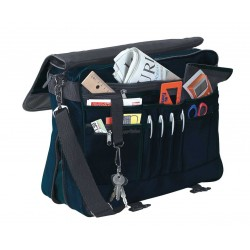 AVANTI irattartó táska bővíthető alsórésszel