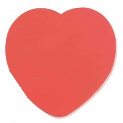 IN LOVE szív alakú öntapadós címke